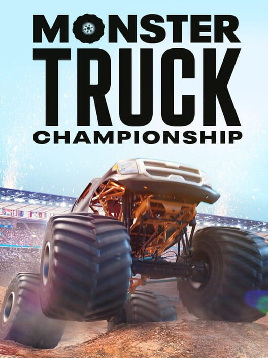 Monster Truck Championship Display Picture
