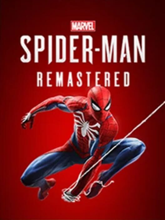 Marvel's Spider-Man Remastered Display Picture