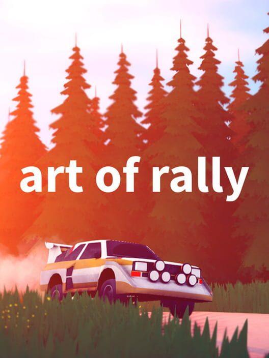 art of rally image