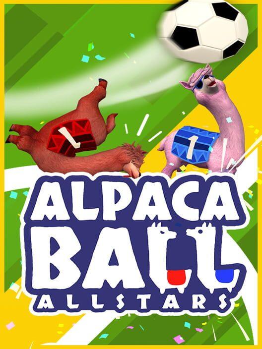 Alpaca Ball: Allstars image