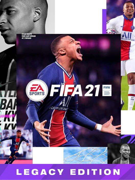 FIFA 21: Legacy Edition Display Picture