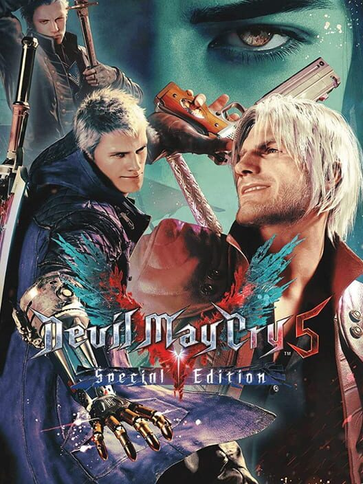 Devil May Cry 5: Special Edition Display Picture