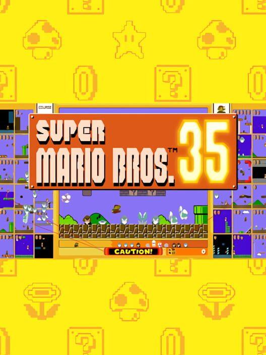 Super Mario Bros. 35 image