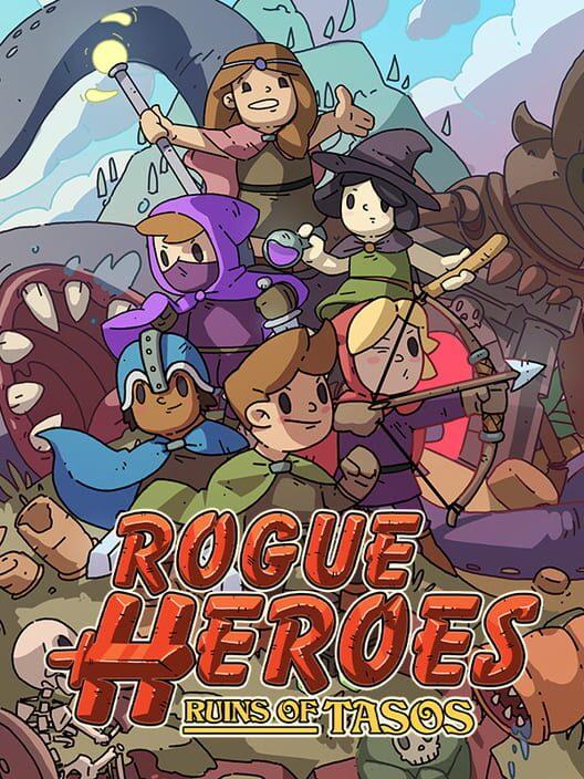 Rogue Heroes: Ruins of Tasos image