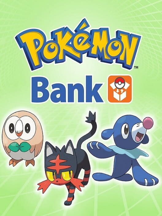 Pokémon Bank image