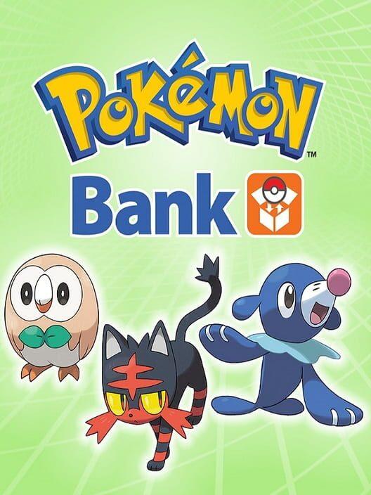 Pokémon Bank Display Picture