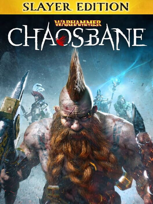 Warhammer: Chaosbane - Slayer Edition image