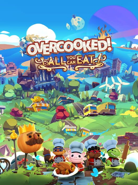 Overcooked! All You Can Eat Display Picture