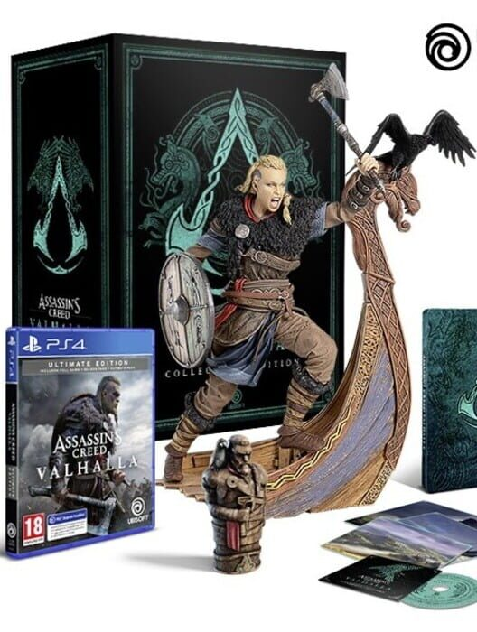 Assassin's Creed Valhalla: Collector's Edition Display Picture