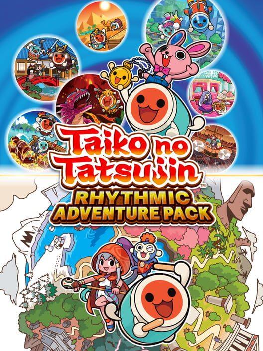 Taiko no Tatsujin: Rhythmic Adventure Pack Display Picture
