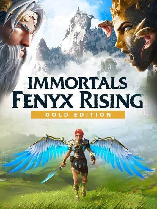Immortals Fenyx Rising: Gold Edition image