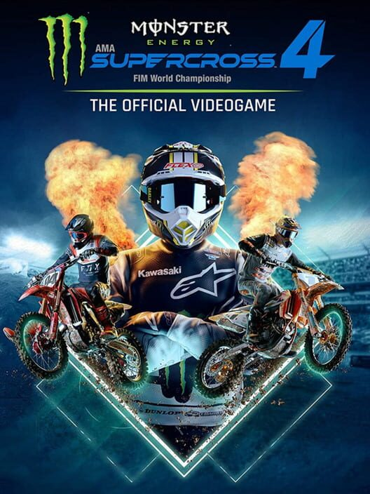 Monster Energy Supercross - The Official Videogame 4 image