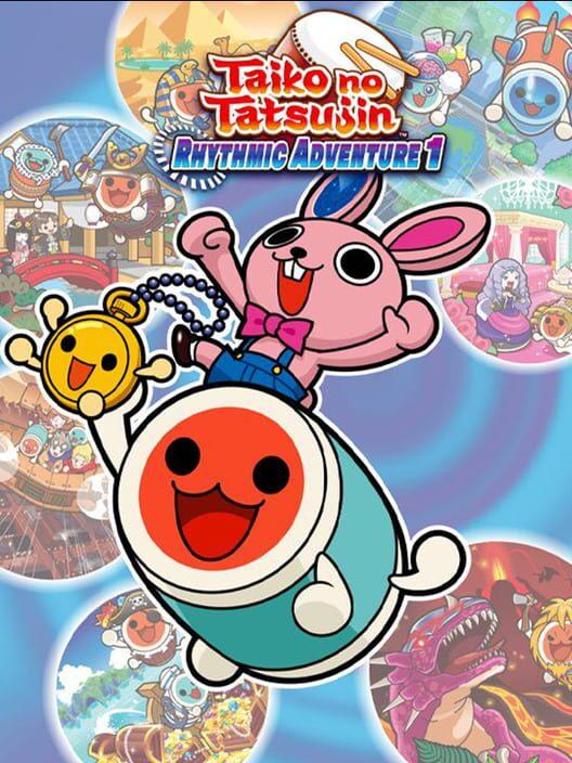 Taiko no Tatsujin: Rhythmic Adventure 1 Display Picture
