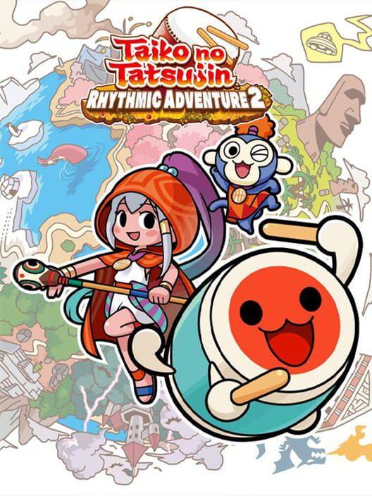 Taiko no Tatsujin: Rhythmic Adventure 2 Display Picture
