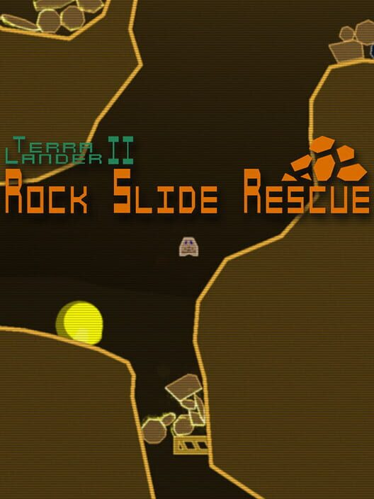 Terra Lander II: Rockslide Rescue image