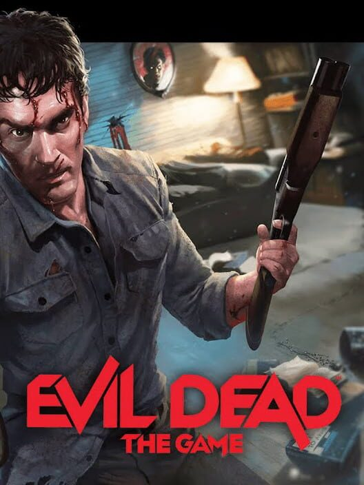 Evil Dead: The Game Display Picture