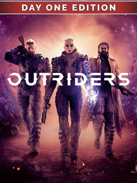 Outriders: Day One Edition image