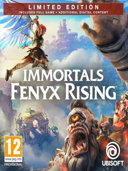 Immortals Fenyx Rising: Limited Edition Display Picture