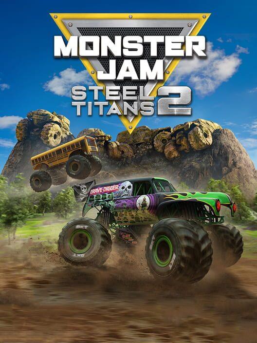 Monster Jam Steel Titans 2 image