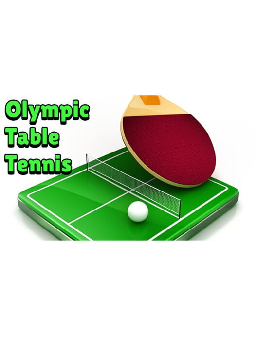 Olympic Table Tennis Display Picture
