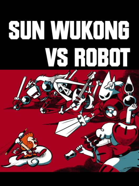 Sun Wukong VS Robot Display Picture