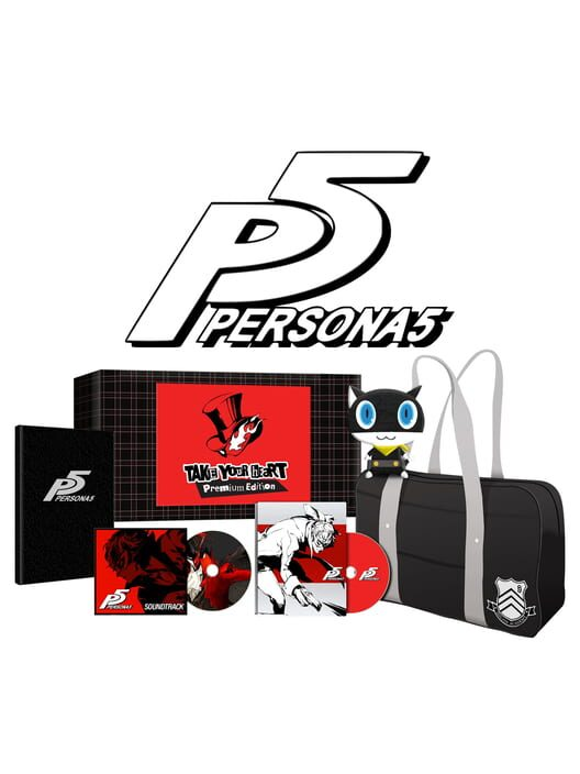 Persona 5: Take Your Heart - Premium Edition Display Picture