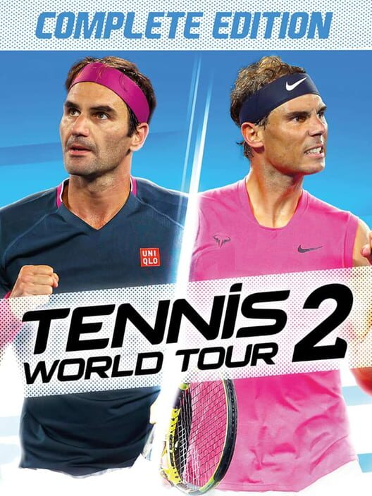 Tennis World Tour 2: Complete Edition Display Picture