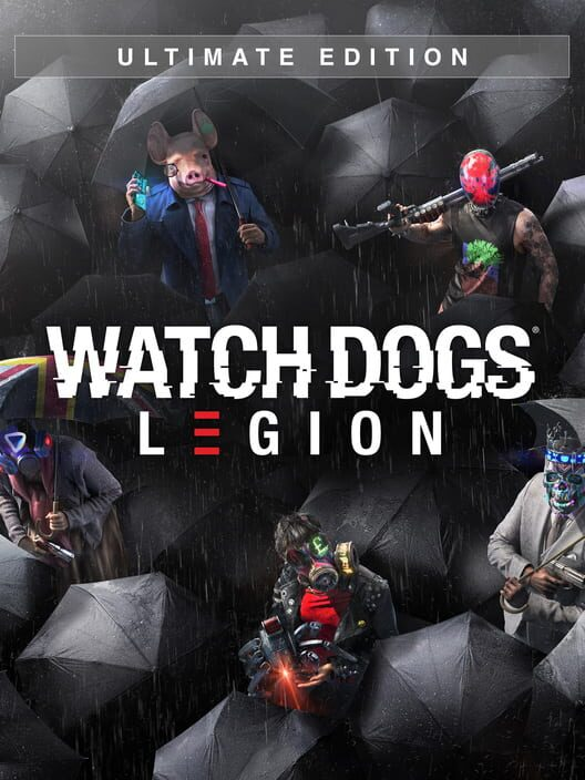 Watch Dogs: Legion - Ultimate Edition Display Picture
