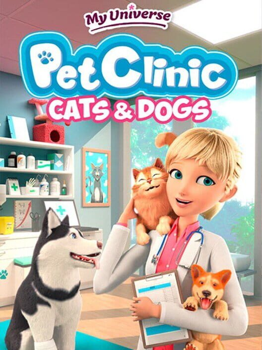 My Universe: Pet Clinic - Cats & Dogs image