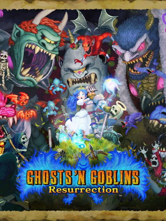 Ghosts 'n Goblins Resurrection image