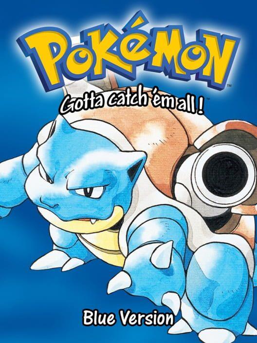 Pokémon Blue Display Picture