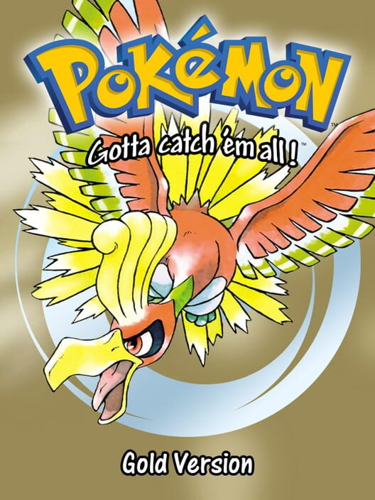 Pokémon Gold image