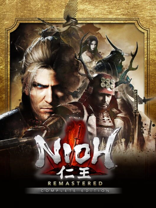 Nioh Remastered – The Complete Edition Display Picture