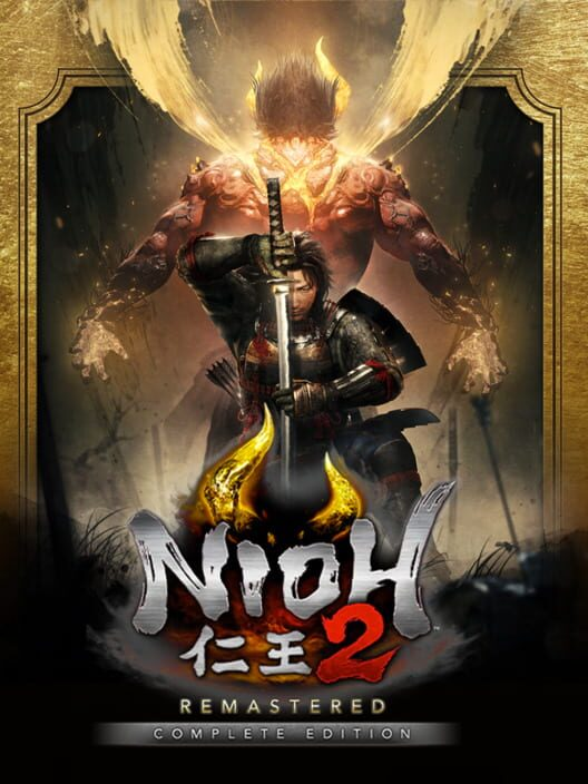 Nioh 2 Remastered – The Complete Edition Display Picture