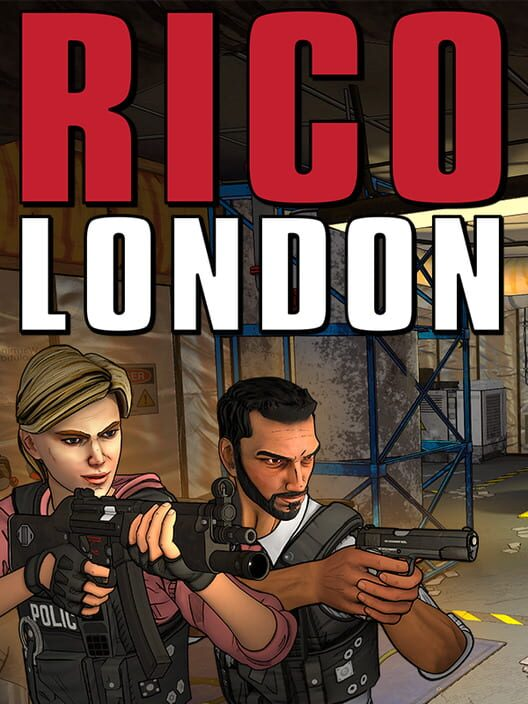 RICO London Display Picture