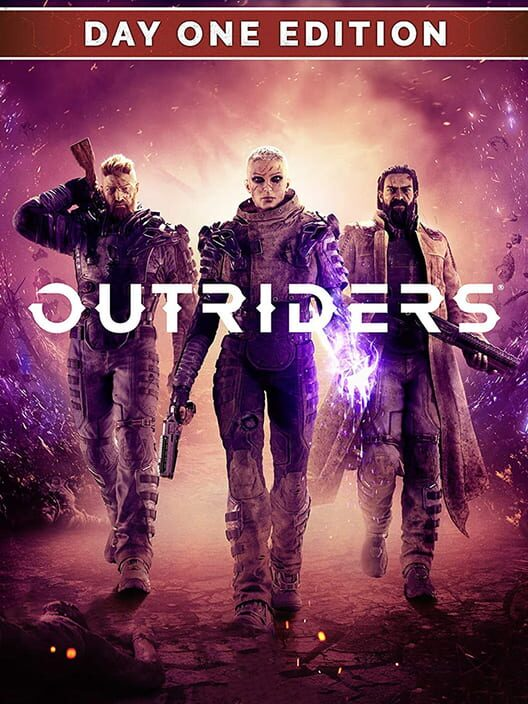 Outriders: Day One Edition Display Picture