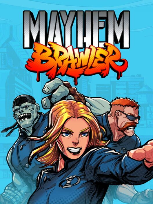 Mayhem Brawler image
