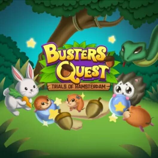 Buster's Quest: Trials of Hamsterdam Display Picture