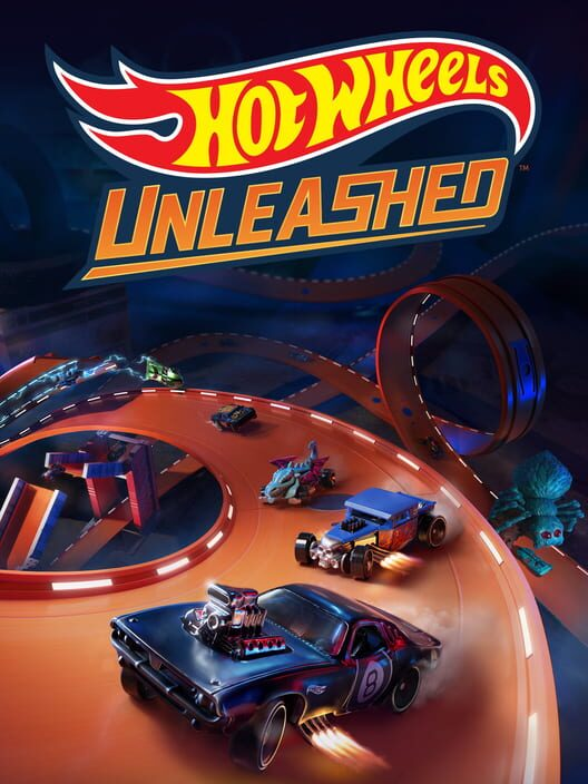 Hot Wheels Unleashed Display Picture