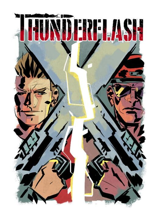 Thunderflash Display Picture