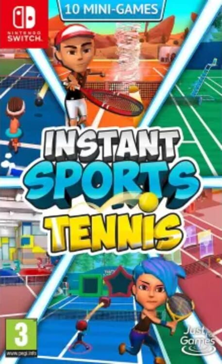 Instant Sports Tennis image