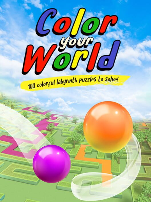 Color Your World image
