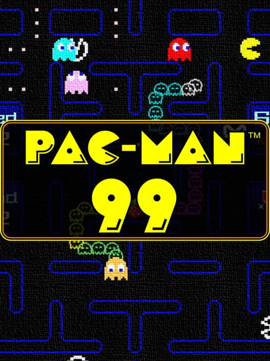 PAC-MAN 99 Display Picture