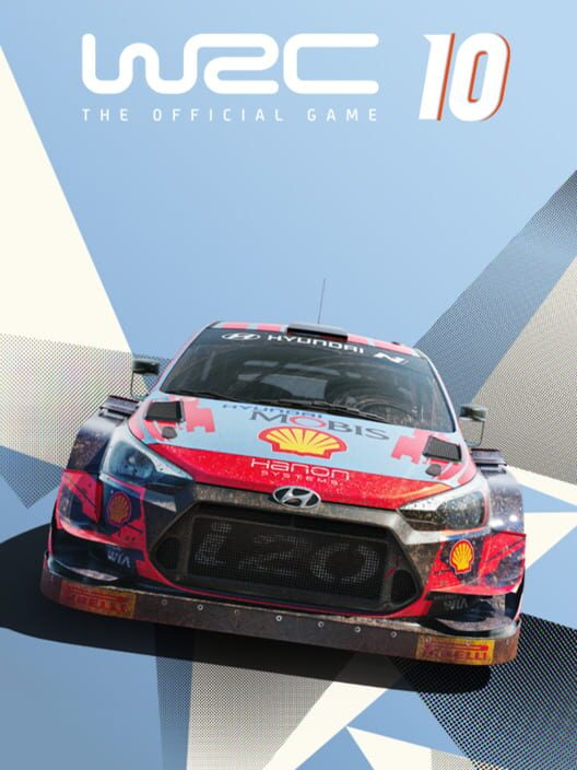 WRC 10 Display Picture