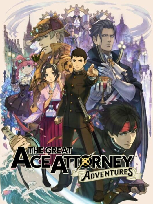 The Great Ace Attorney: Adventures image