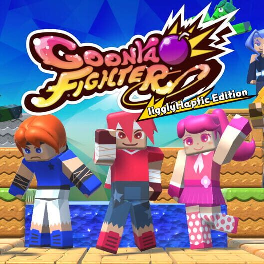 Goonya Fighter: Jiggly Haptic Edition Display Picture