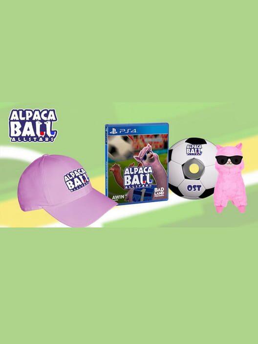 Alpaca Ball: Allstars - Collector's Edition image
