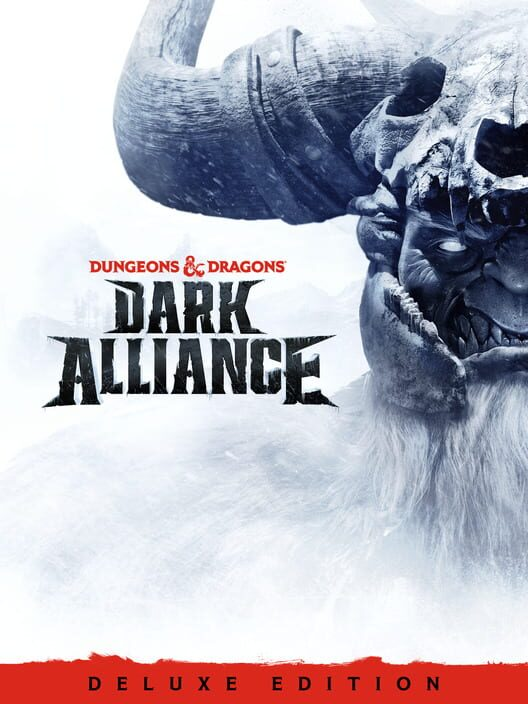 Dungeons & Dragons: Dark Alliance - Deluxe Edition image
