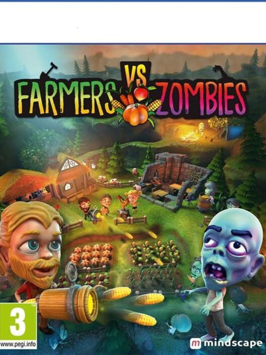 Farmers vs Zombies Display Picture
