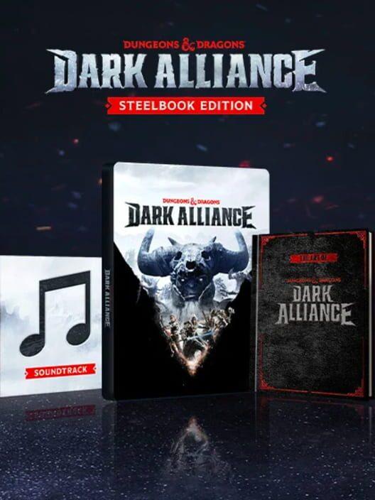 Dungeons & Dragons: Dark Alliance - Steelbook Edition image